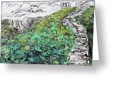 Great Wall Of China 201839 Greeting Card