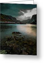 Hamnoy, Lofoten Islands Greeting Card