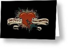Heartbreak Cool Tom Greeting Card