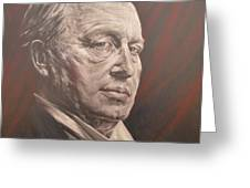 Henry James Greeting Card