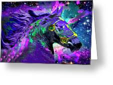 Horse Head Nebula II Greeting Card