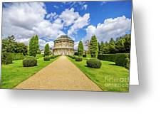 Ickworth House, Image 18 Greeting Card