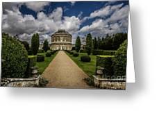 Ickworth House, Image 31 Greeting Card