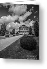 Ickworth House, Image 40 Greeting Card