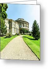Ickworth House, Image 6 Greeting Card