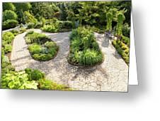 If Gulliver Had A Herb Garden Greeting Card
