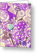 Interlocked Greeting Card