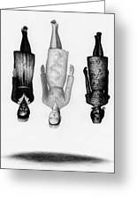 Inverted Nurses - Artwork Greeting Card
