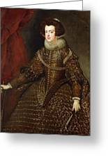 Isabella  Queen Of Spain  Greeting Card