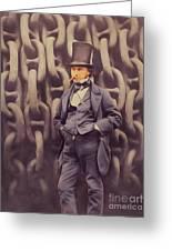 Isambard Kingdom Brunel, Genius Greeting Card