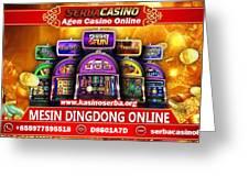 Judi Dingdong Online Mixed Media By Serbacasino
