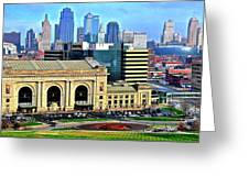 Kansas City 2019 Greeting Card