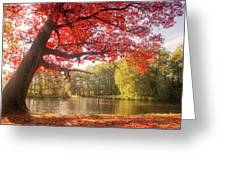 Kasteel Groeneveld Greeting Card