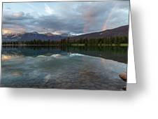 Lac Beauvert Greeting Card by Paul Schultz