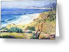Laguna Shores 1916 Greeting Card