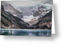 Lake Louise No 1 Greeting Card