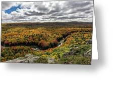 Lake Of The Clouds 10 Greeting Card