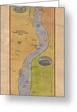Lake Pepin Greeting Card
