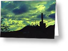 Lake Pleasant Az 052a Greeting Card