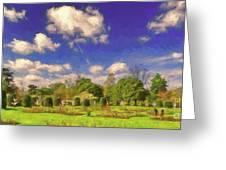Landscape Gardening Greeting Card