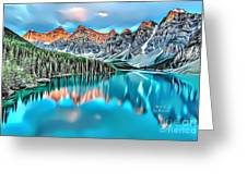 Landscapes 31 Greeting Card