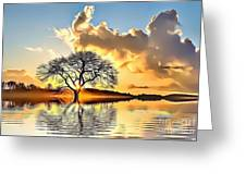 Landscapes 33 Greeting Card