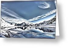 Landscapes 40 Greeting Card