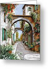L'arco Dell'angelo Greeting Card