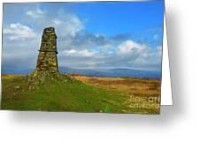 Latterbarrow In Lake District National Park Cumbria Greeting Card