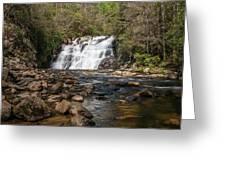 Laurel Falls In Spring I Greeting Card