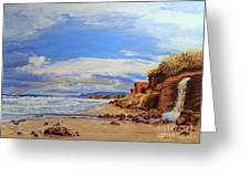 Laurens Lincoln City Greeting Card