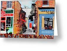 Leesburg Historic District I 201907 Greeting Card