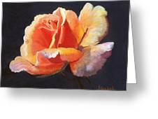 Lesla's Rose Greeting Card