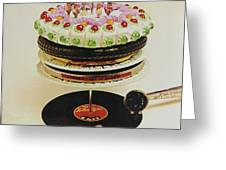 Let It Bleed Greeting Card