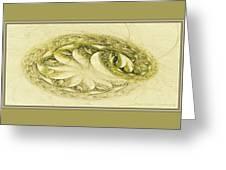 Let Sleeping Dragons Sleep Greeting Card
