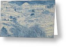 Little Missouri Badlands Enchantment Greeting Card