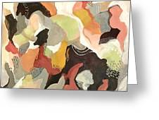 Living In Harmony Greeting Card