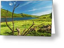 Loch Eynort, Isle Of Skye Greeting Card
