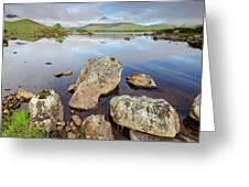 Loch La Stainge Greeting Card