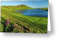 Loch Mor, Glendale, Skye Greeting Card