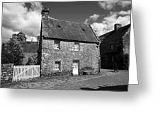 Locronan 6b Greeting Card