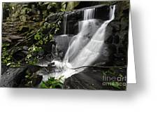 Lumsdale Falls 10.0  Greeting Card