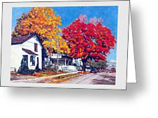 Machelle Street, Greeting Card