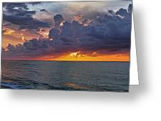 Majesty Of The Sea Greeting Card