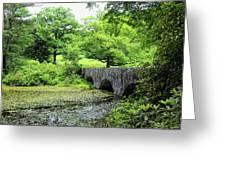 Maudslay State Park Greeting Card