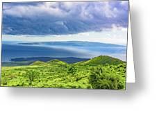 Maui Paradise Greeting Card by Jim Thompson