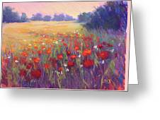 Meadow Dreaming Greeting Card