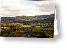 Middleburg In New York Greeting Card