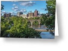 Minneapolis 03 Greeting Card