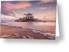 Miramar Beach Chapel Greeting Card